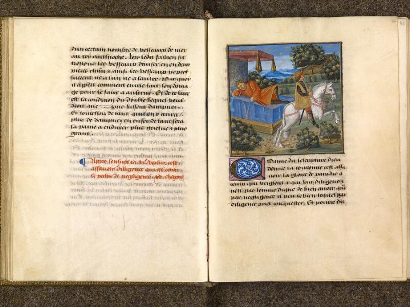 CHANTILLY, Bibliothèque du château, 0297 (1338), f. 046v - 047