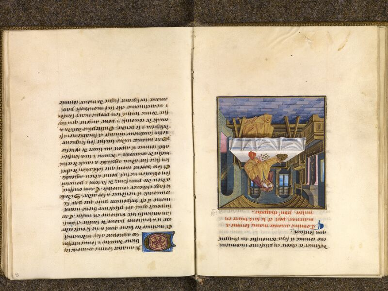 CHANTILLY, Bibliothèque du château, 0297 (1338), f. 053v - 054