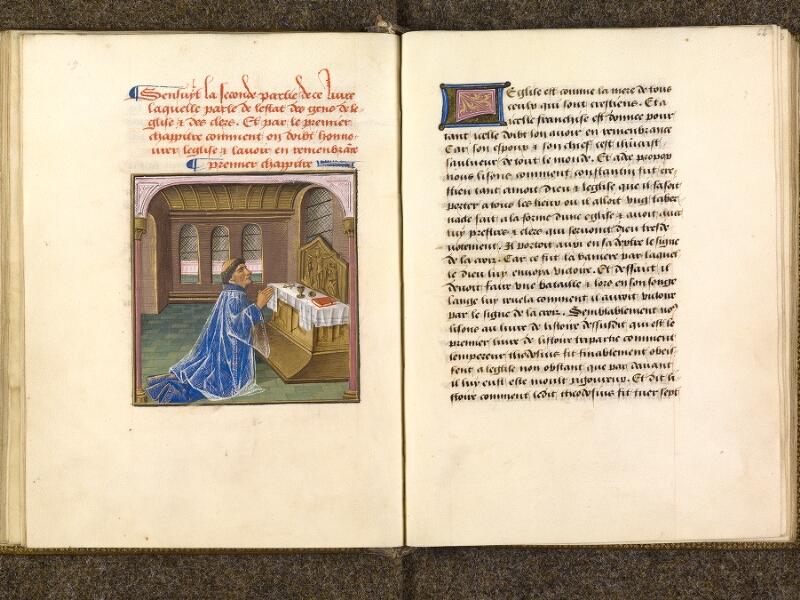 CHANTILLY, Bibliothèque du château, 0297 (1338), f. 061v - 062