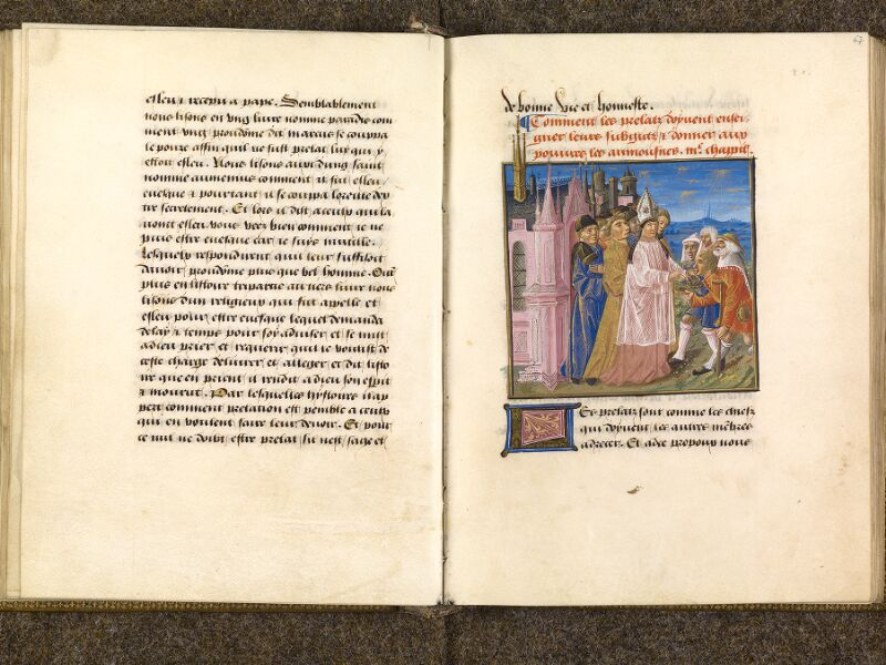 CHANTILLY, Bibliothèque du château, 0297 (1338), f. 066v - 067