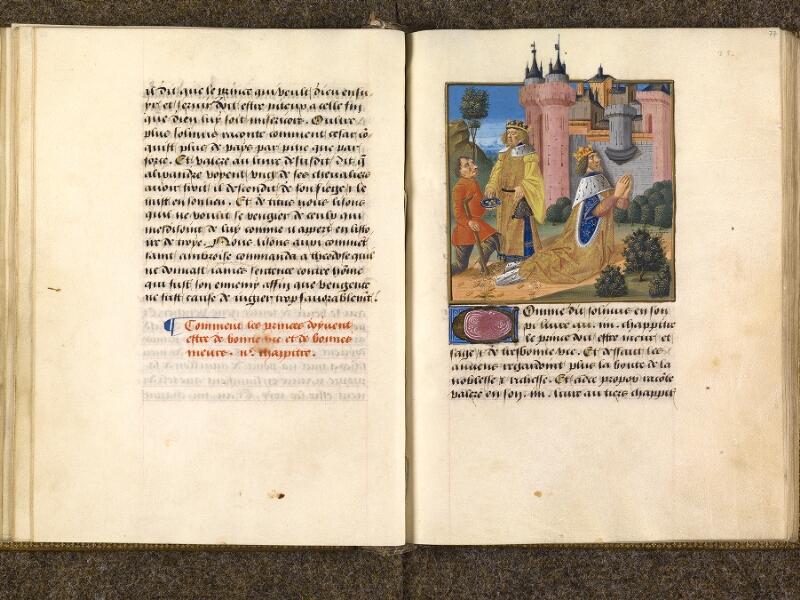 CHANTILLY, Bibliothèque du château, 0297 (1338), f. 076v - 077