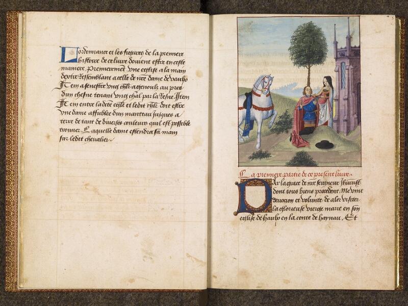 CHANTILLY, Bibliothèque du château, 0298 (1445), f. 004v - 005