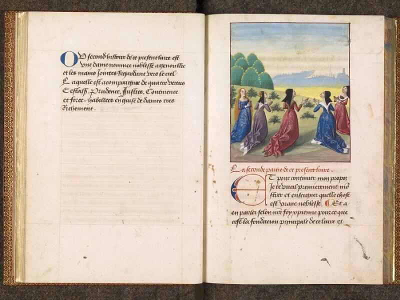 CHANTILLY, Bibliothèque du château, 0298 (1445), f. 016v - 017