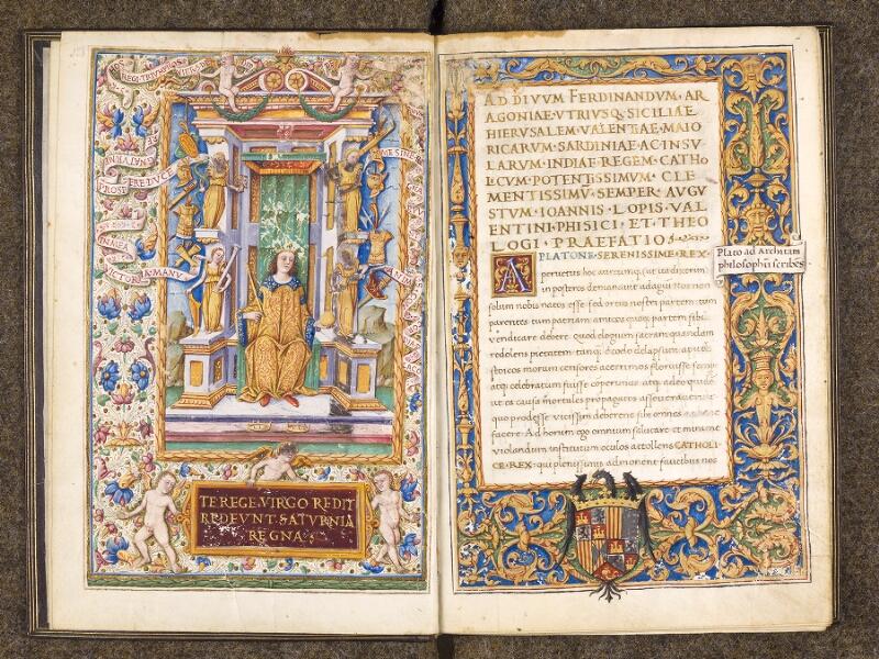 CHANTILLY, Bibliothèque du château, 0300 (1341), f. 000Av - 001