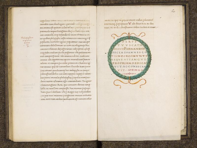 CHANTILLY, Bibliothèque du château, 0300 (1341), f. 062v - 063