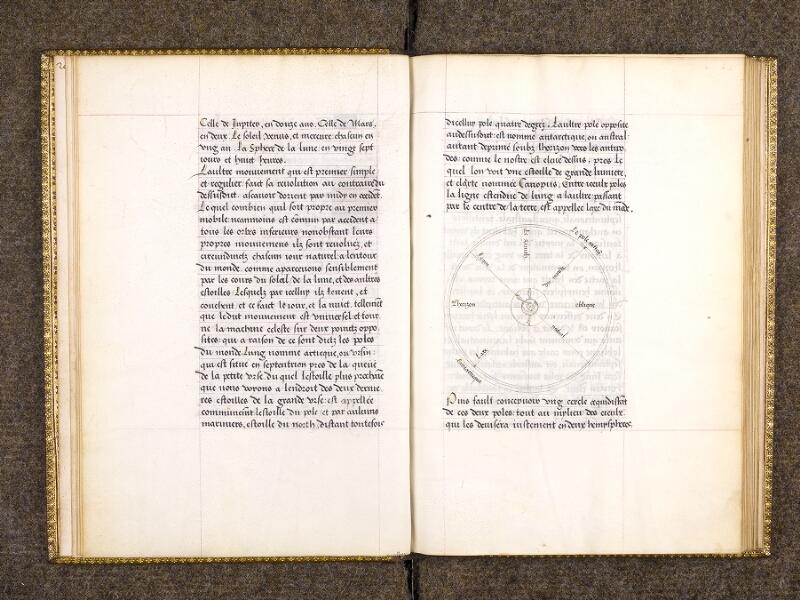 CHANTILLY, Bibliothèque du château, 0323 (0704), f. 003v - 004