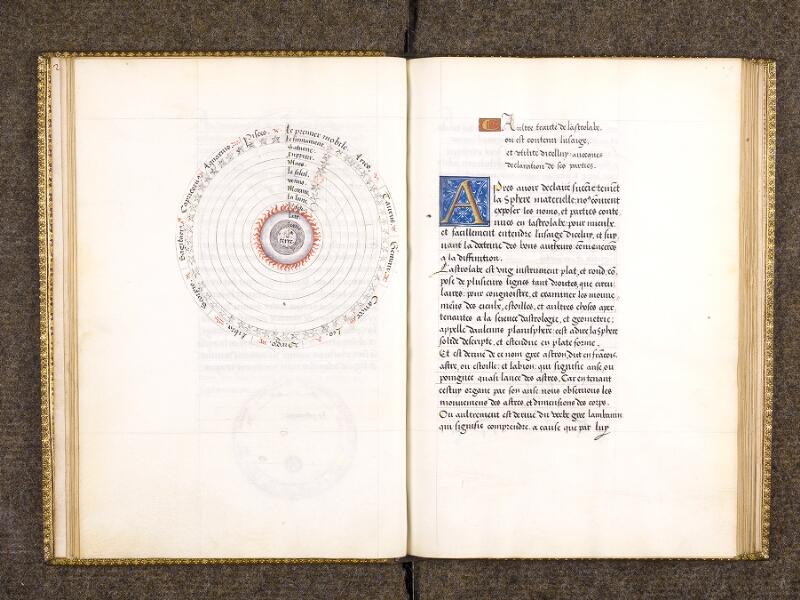 CHANTILLY, Bibliothèque du château, 0323 (0704), f. 008v - 009