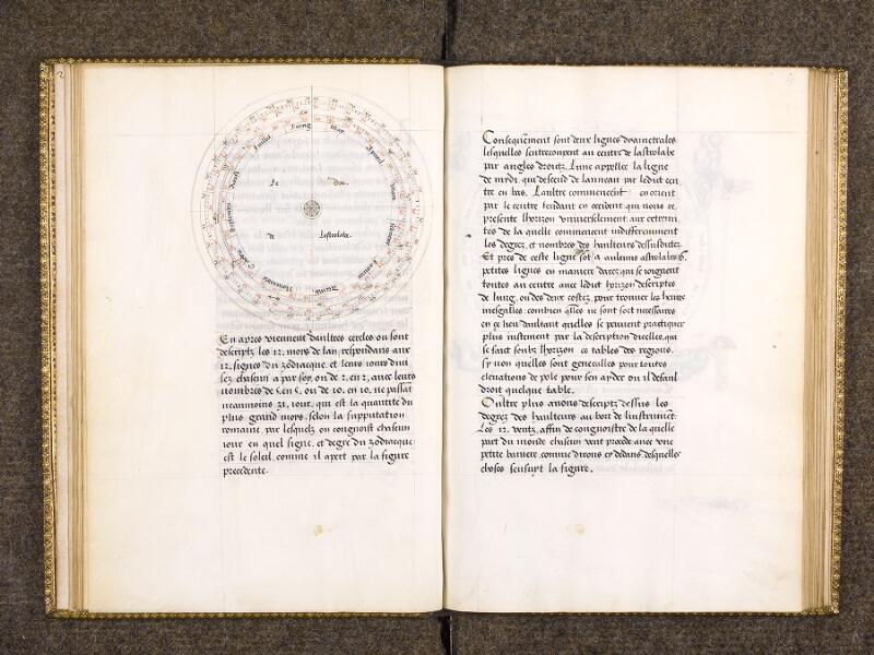 CHANTILLY, Bibliothèque du château, 0323 (0704), f. 010v - 011