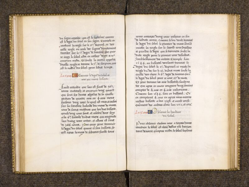 CHANTILLY, Bibliothèque du château, 0323 (0704), f. 018v - 019