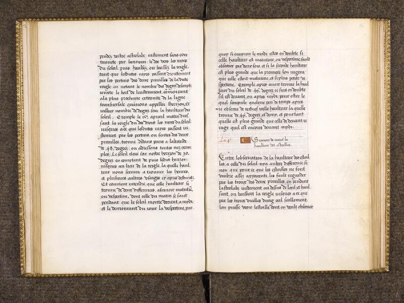 CHANTILLY, Bibliothèque du château, 0323 (0704), f. 019v - 020