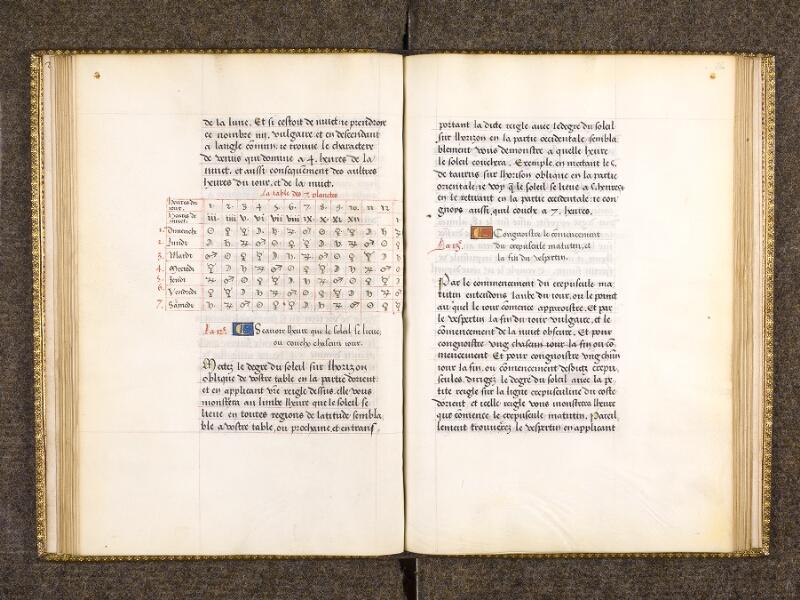 CHANTILLY, Bibliothèque du château, 0323 (0704), f. 025v - 026