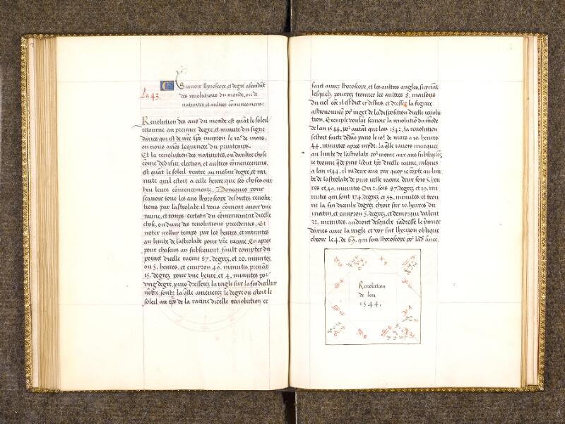 CHANTILLY, Bibliothèque du château, 0323 (0704), f. 053v - 054