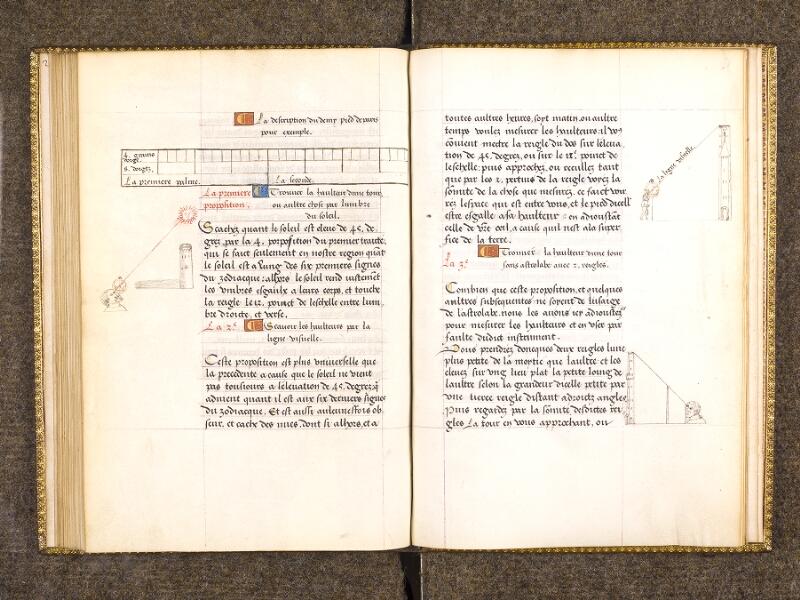 CHANTILLY, Bibliothèque du château, 0323 (0704), f. 057v - 058