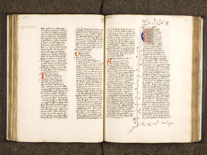 CHANTILLY, Bibliothèque du château, 0327 (0642), p. 136 - 137