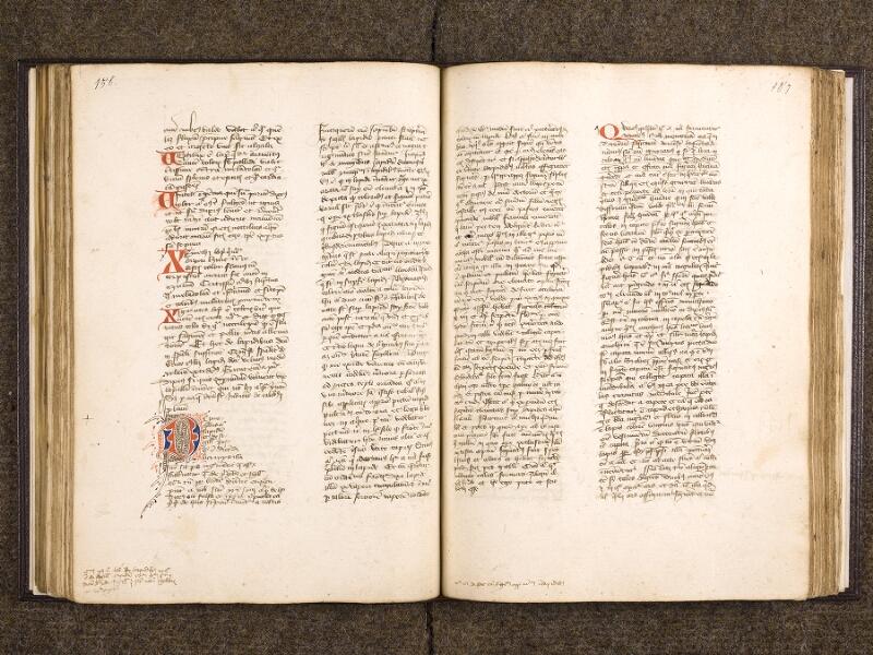 CHANTILLY, Bibliothèque du château, 0327 (0642), p. 156 - 157