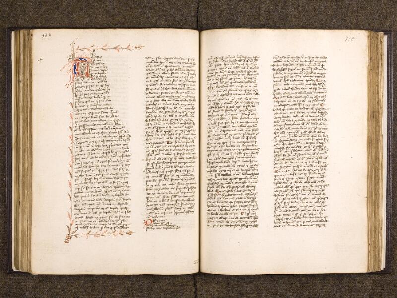 CHANTILLY, Bibliothèque du château, 0327 (0642), p. 164 - 165