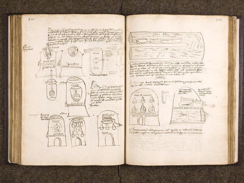 CHANTILLY, Bibliothèque du château, 0327 (0642), p. 200 - 201