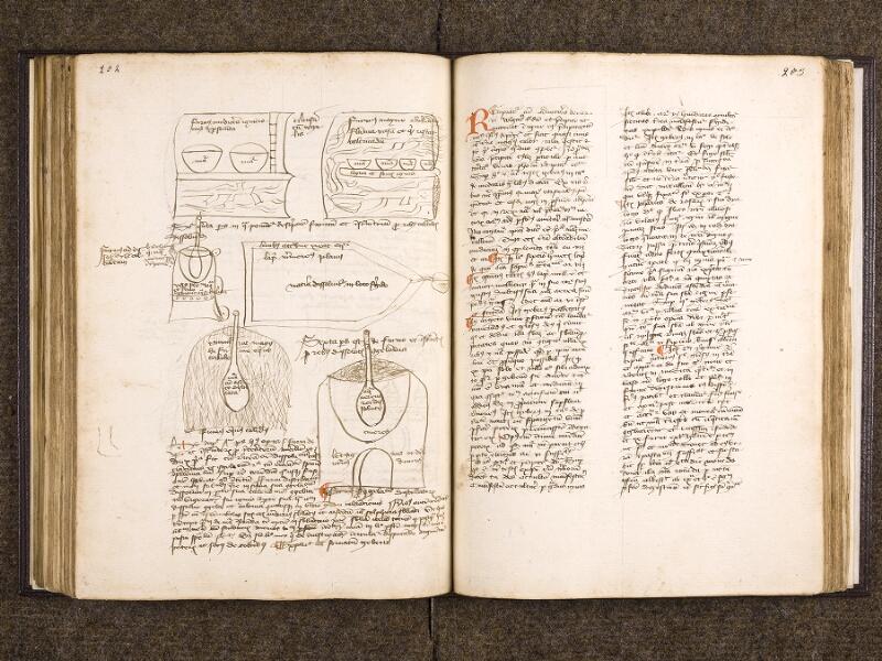 CHANTILLY, Bibliothèque du château, 0327 (0642), p. 202 - 203