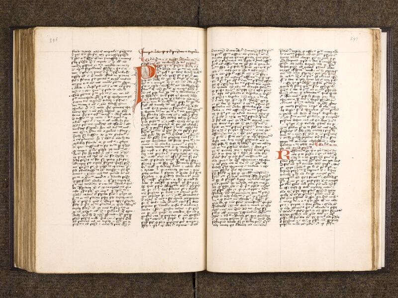 CHANTILLY, Bibliothèque du château, 0327 (0642), p. 296 - 297