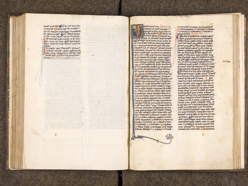 CHANTILLY, Bibliothèque du château, 0329 (0619), f. 106v - 107