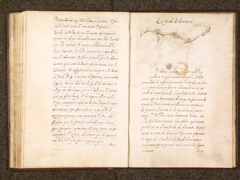 CHANTILLY, Bibliothèque du château, 0338 (0742), f. 030v - 031