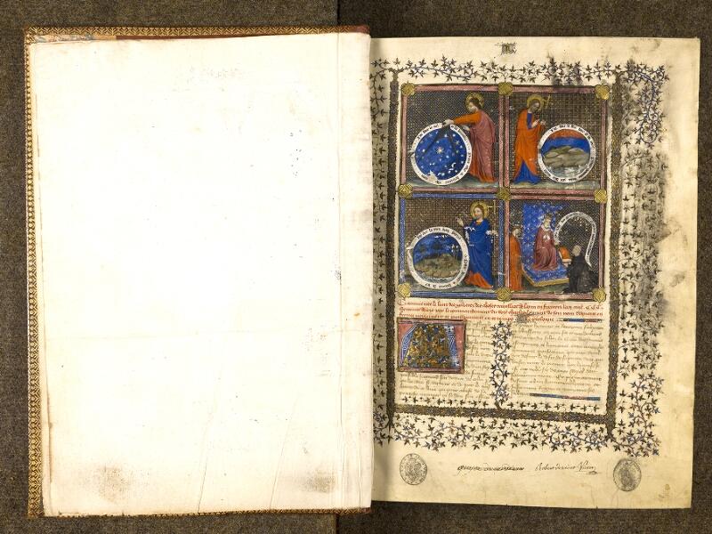 CHANTILLY, Bibliothèque du château, 0339 (1223), f. 000Cv - 001