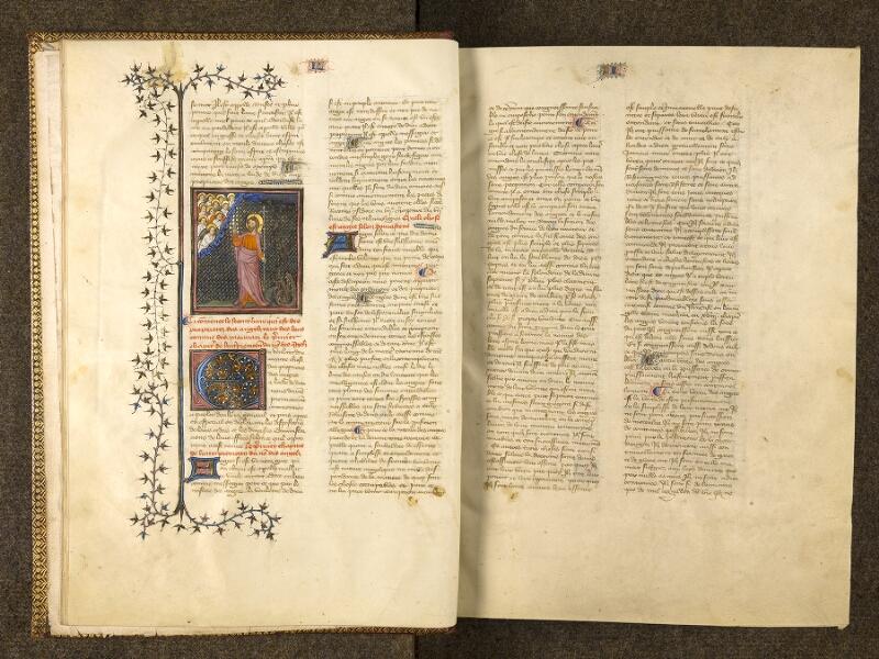 CHANTILLY, Bibliothèque du château, 0339 (1223), f. 007v - 008