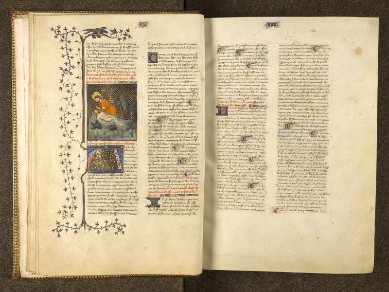 CHANTILLY, Bibliothèque du château, 0339 (1223), f. 016v - 017