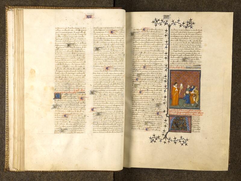 CHANTILLY, Bibliothèque du château, 0339 (1223), f. 036v - 037