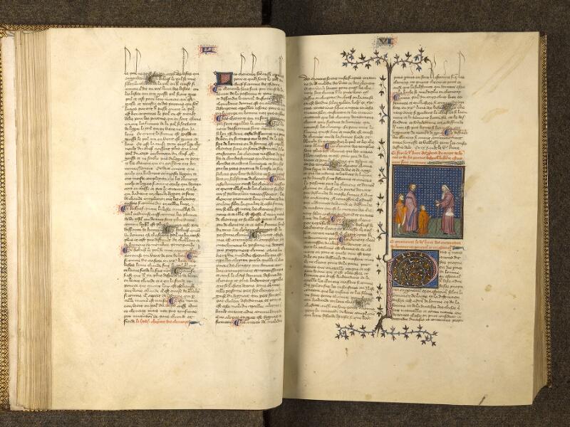CHANTILLY, Bibliothèque du château, 0339 (1223), f. 069v - 070
