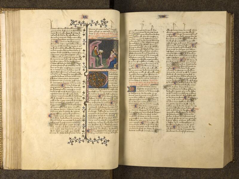 CHANTILLY, Bibliothèque du château, 0339 (1223), f. 083v - 084