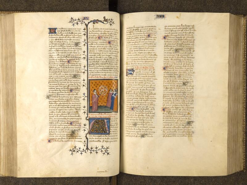 CHANTILLY, Bibliothèque du château, 0339 (1223), f. 111v - 112