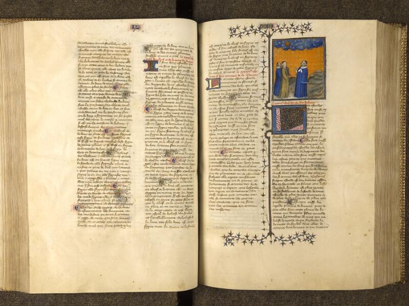 CHANTILLY, Bibliothèque du château, 0339 (1223), f. 126v - 127