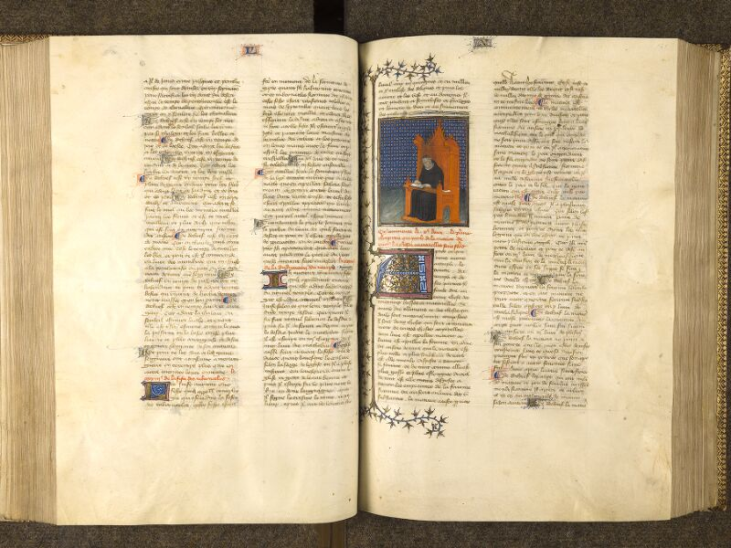 CHANTILLY, Bibliothèque du château, 0339 (1223), f. 140v - 141