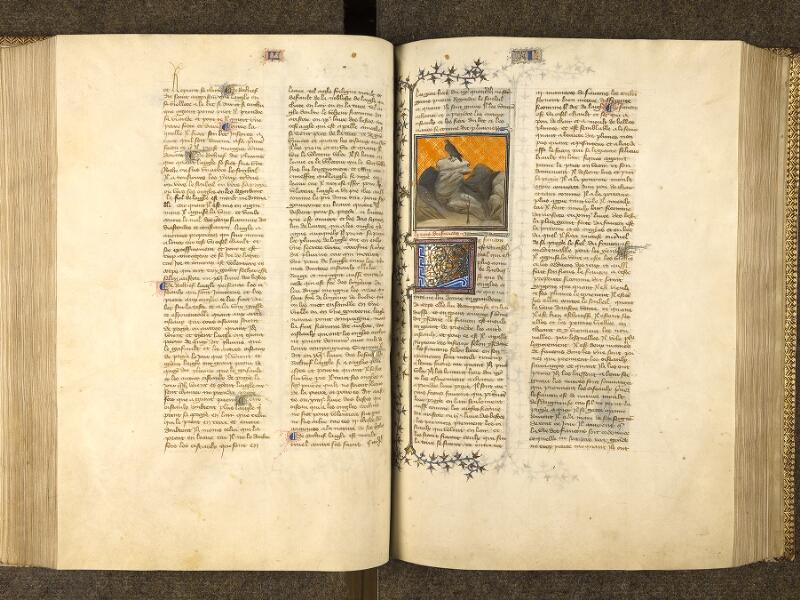 CHANTILLY, Bibliothèque du château, 0339 (1223), f. 154v - 155