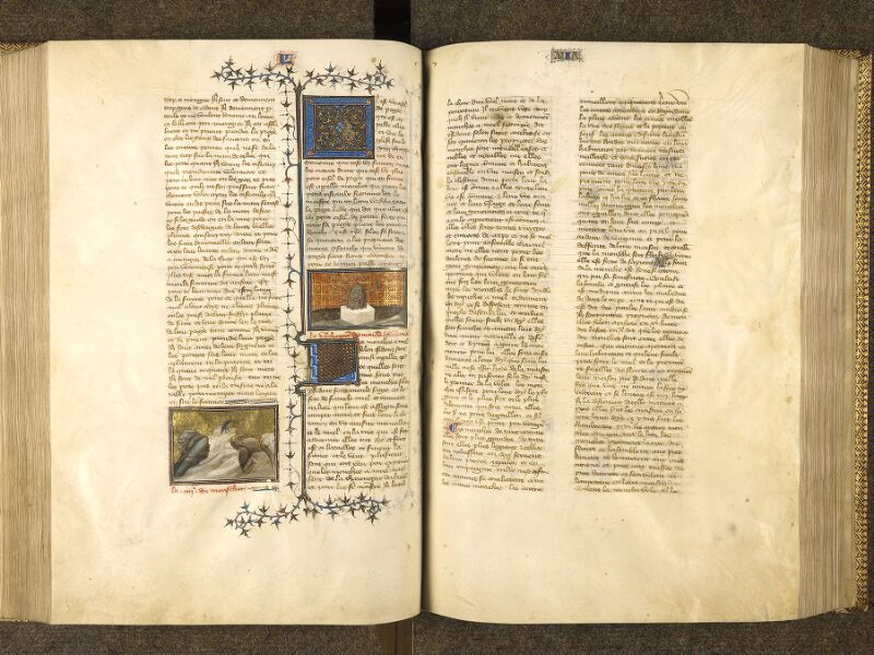 CHANTILLY, Bibliothèque du château, 0339 (1223), f. 155v - 156