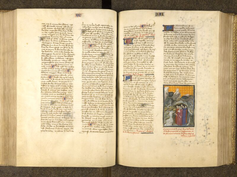 CHANTILLY, Bibliothèque du château, 0339 (1223), f. 164v - 165