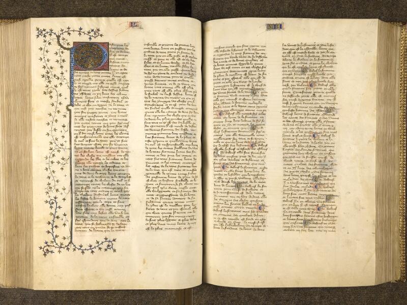 CHANTILLY, Bibliothèque du château, 0339 (1223), f. 165v - 166