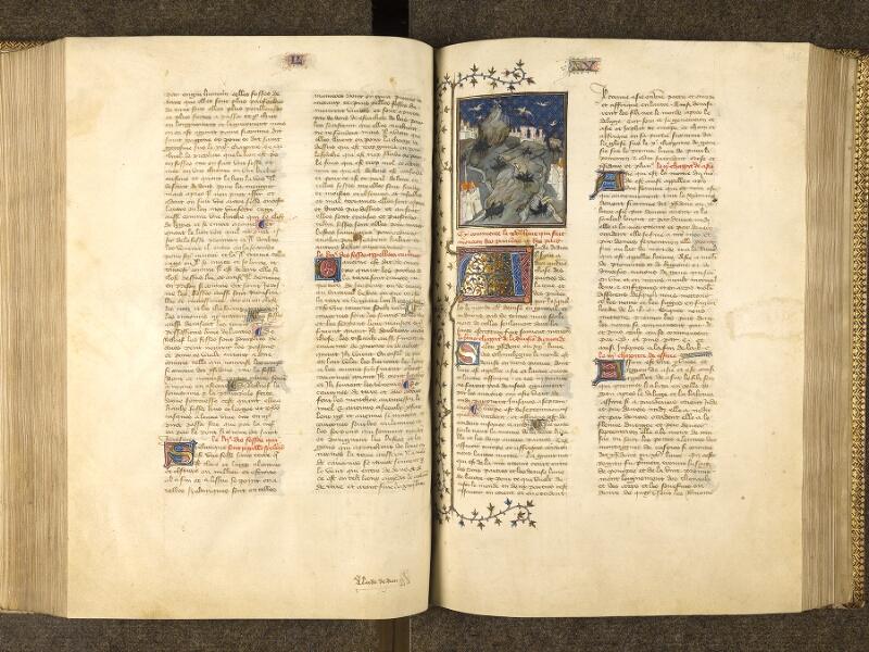 CHANTILLY, Bibliothèque du château, 0339 (1223), f. 183v - 184