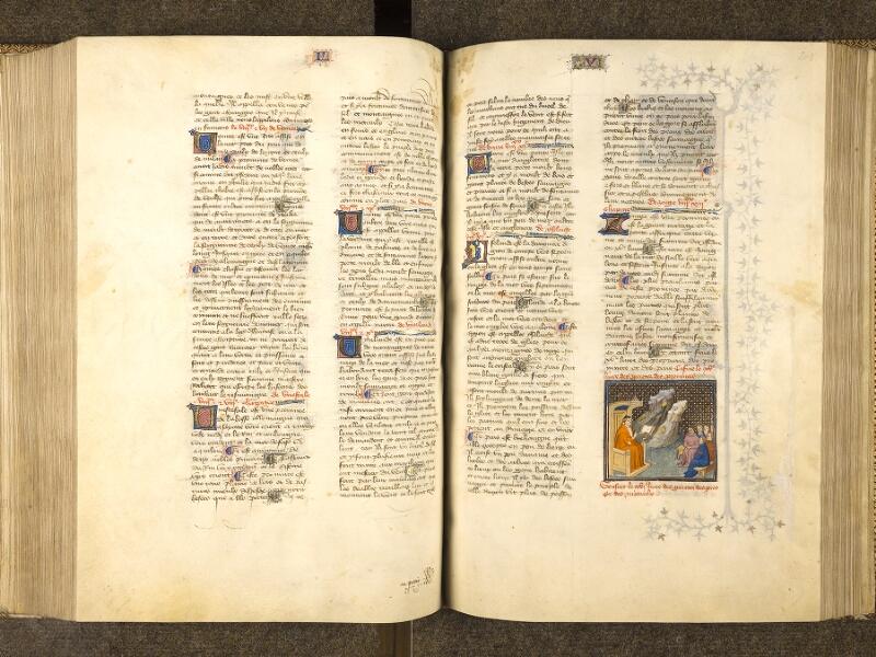 CHANTILLY, Bibliothèque du château, 0339 (1223), f. 207v - 208