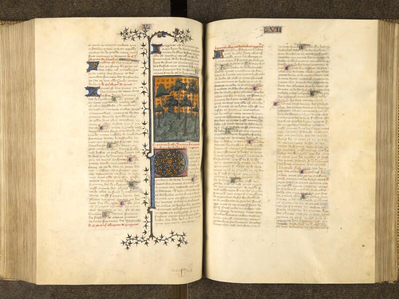CHANTILLY, Bibliothèque du château, 0339 (1223), f. 223v - 224