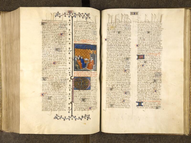 CHANTILLY, Bibliothèque du château, 0339 (1223), f. 313v - 314