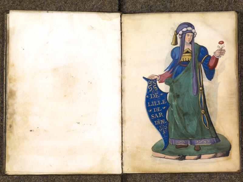 CHANTILLY, Bibliothèque du château, 0389 (1494), f. 000Av - 001