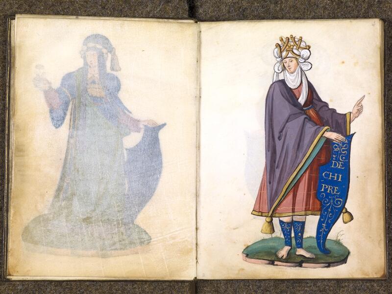CHANTILLY, Bibliothèque du château, 0389 (1494), f. 001v - 002