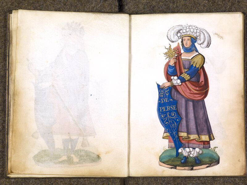 CHANTILLY, Bibliothèque du château, 0389 (1494), f. 002v - 003