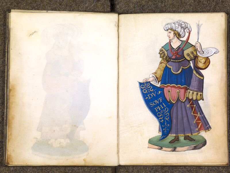 CHANTILLY, Bibliothèque du château, 0389 (1494), f. 003v - 004