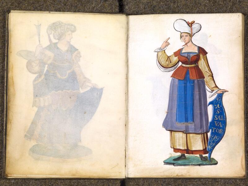 CHANTILLY, Bibliothèque du château, 0389 (1494), f. 004v - 005