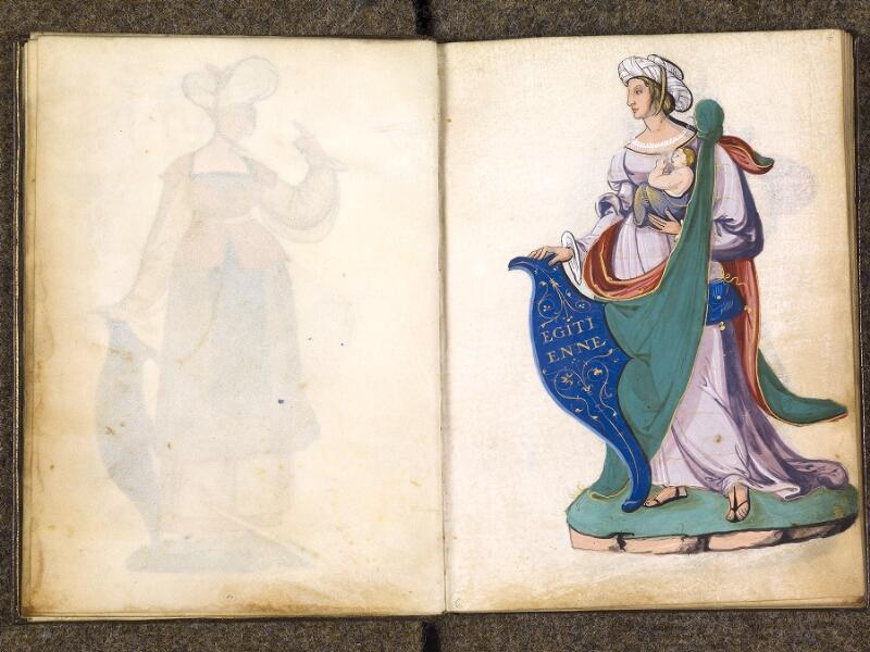 CHANTILLY, Bibliothèque du château, 0389 (1494), f. 005v - 006