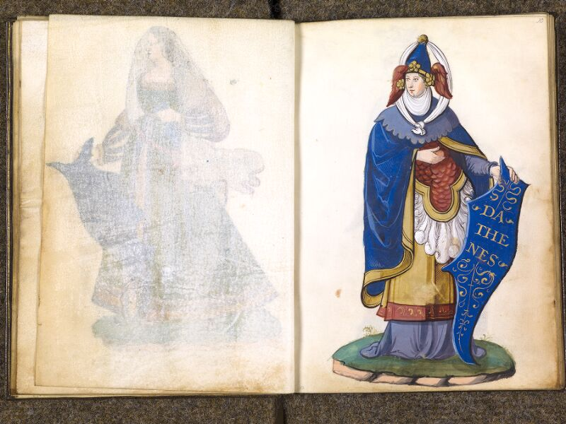 CHANTILLY, Bibliothèque du château, 0389 (1494), f. 009v - 010