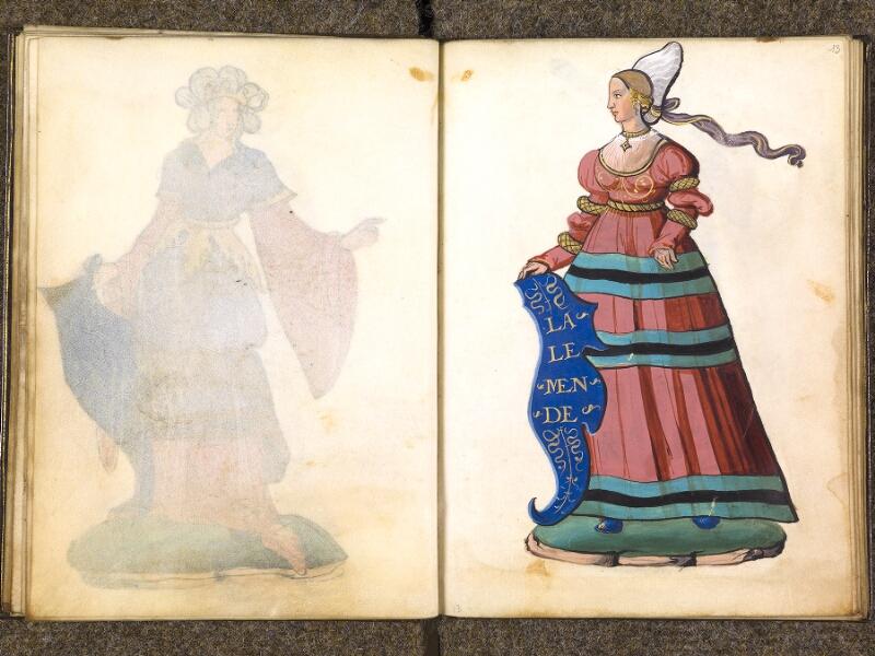 CHANTILLY, Bibliothèque du château, 0389 (1494), f. 012v - 013